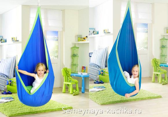 гамак для детской комнаты