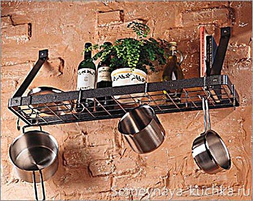 настенный держатель для кухни