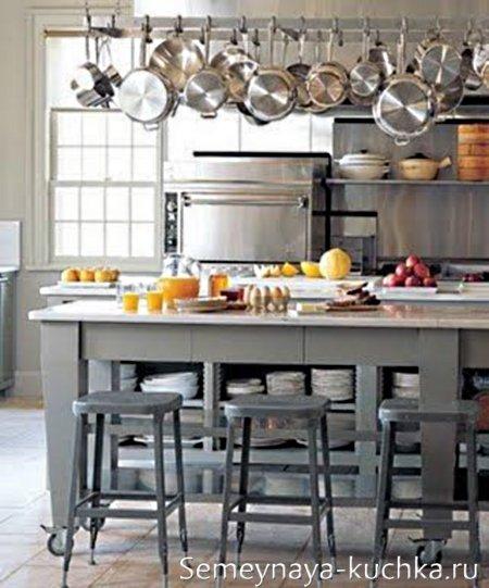 подвесной держатель на кухню