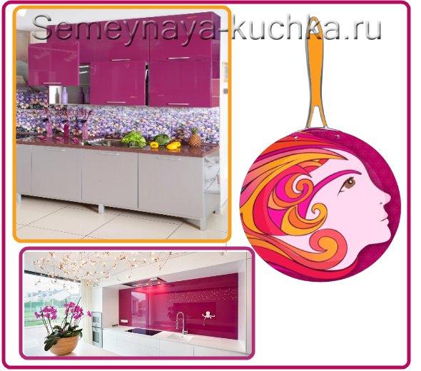 поделки из сковороды на кухню