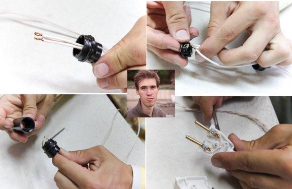 как сделать гирлянду своими руками