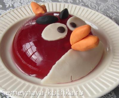 желе Angry Birds
