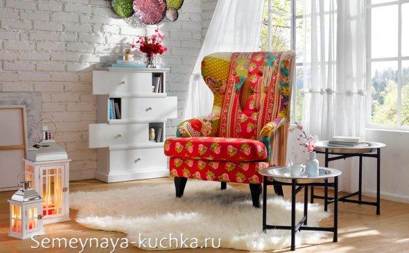 как обновить обивку дивана и кресла
