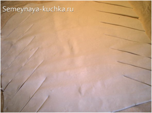 рецепт плетеного пирога с вишней