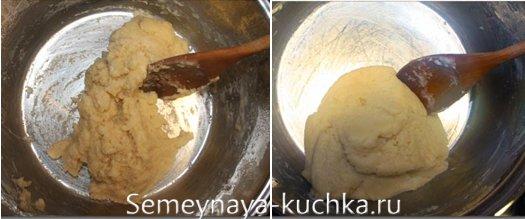 как сделать заварное тесто