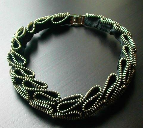 ожерелье из молнии