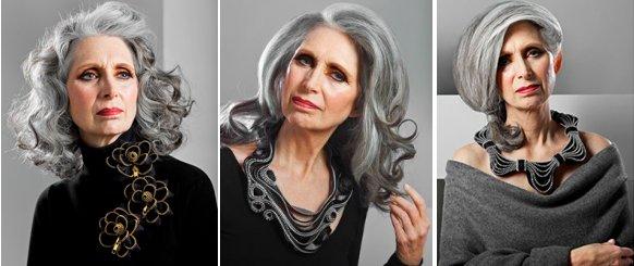 Катрин Кузак и ее ожерелья