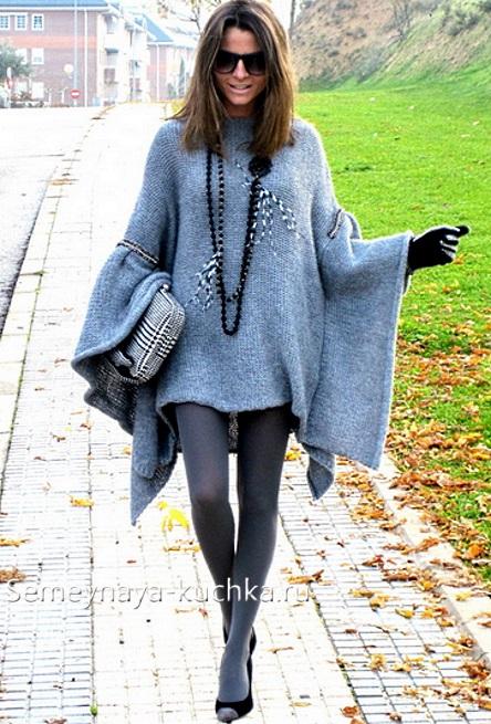 что носить осенью платье