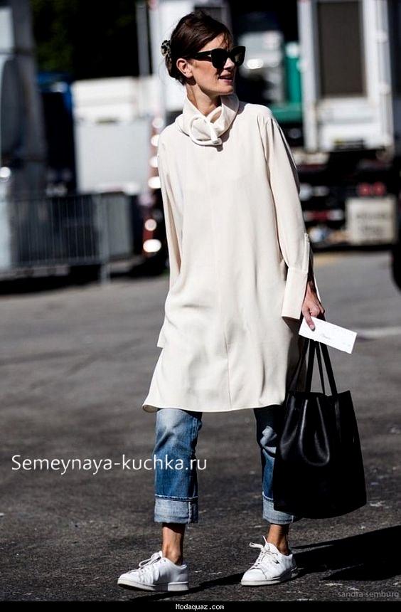 что модно носить осенью