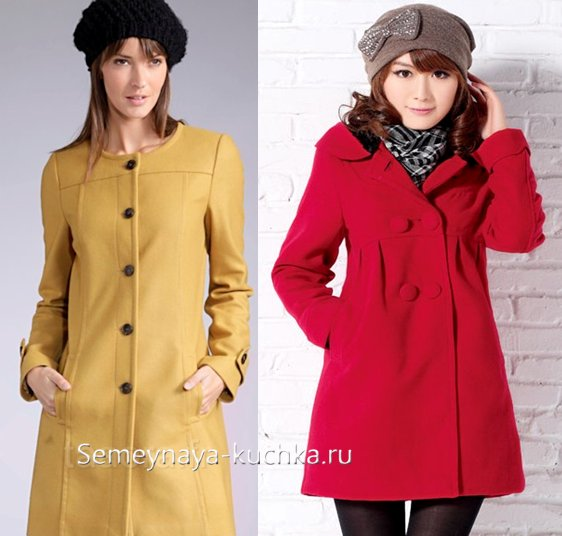 как выбрать шапку к пальто