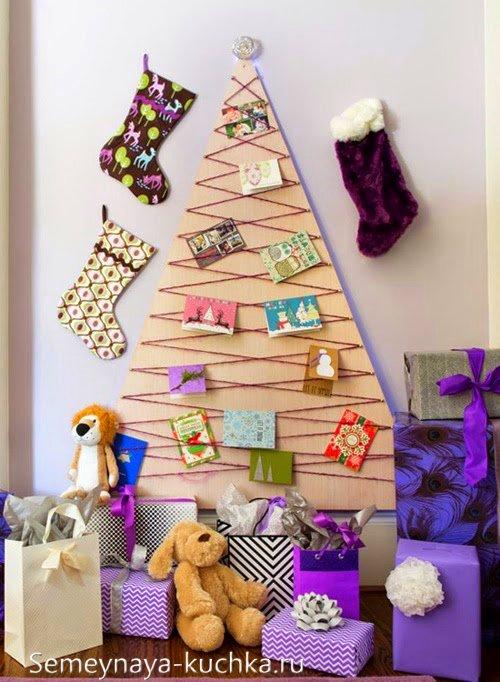 поделки новогодние для украшения офиса и кабинета
