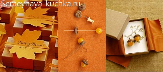 поделки сувениры для гостей
