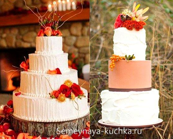 фальш-торт на свадьбу