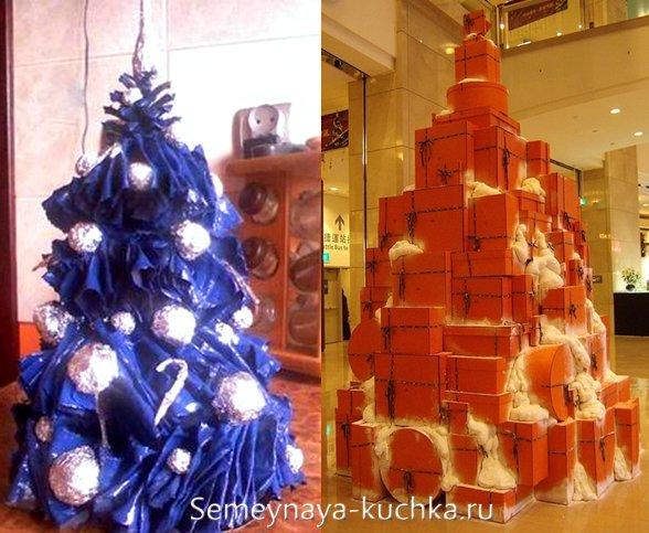 новогодняя елка для цеха