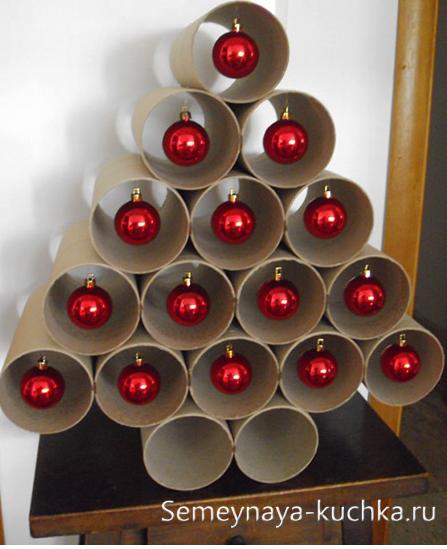 идеи для украшения офиса на новый год