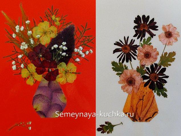 картины букет из цветов