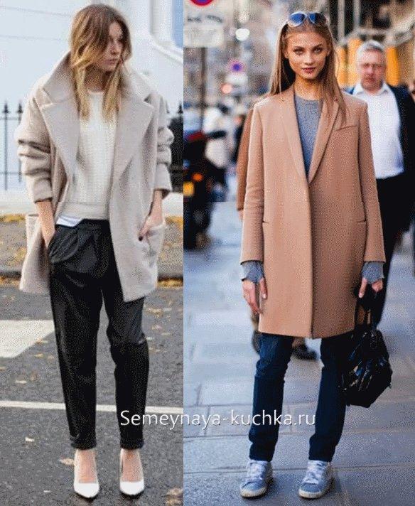 модное пальто весна 2016