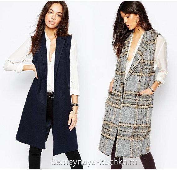 модные тенденции пальто весна