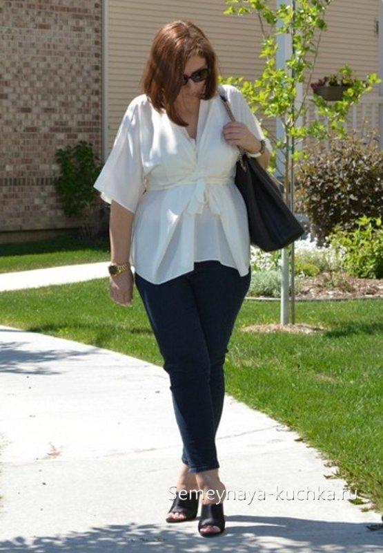 как одеваться женщине после 50