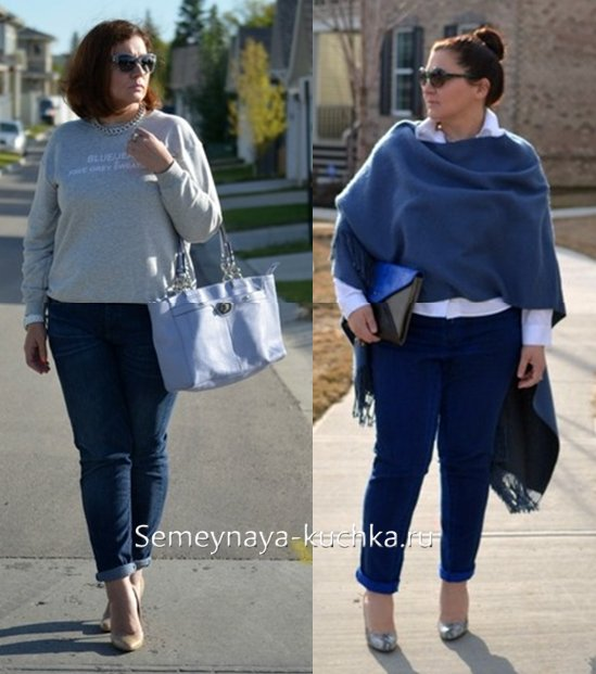 одежда для женщины после 50 лет