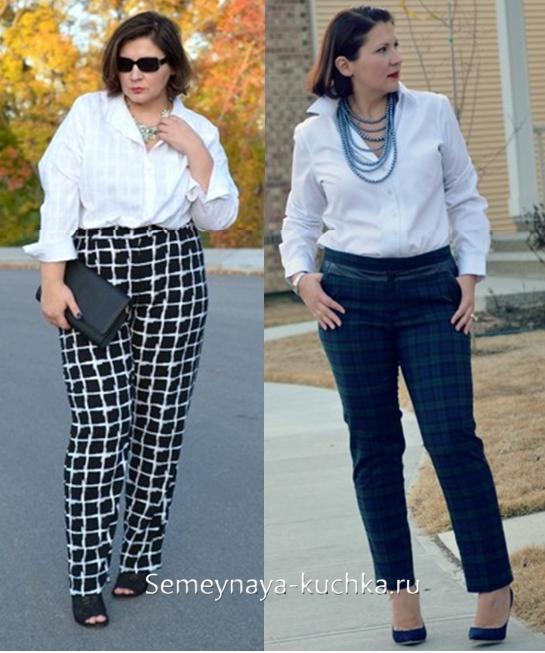 мода полная женщина 50 лет