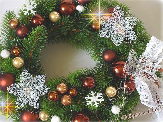украшение для рождественского венка