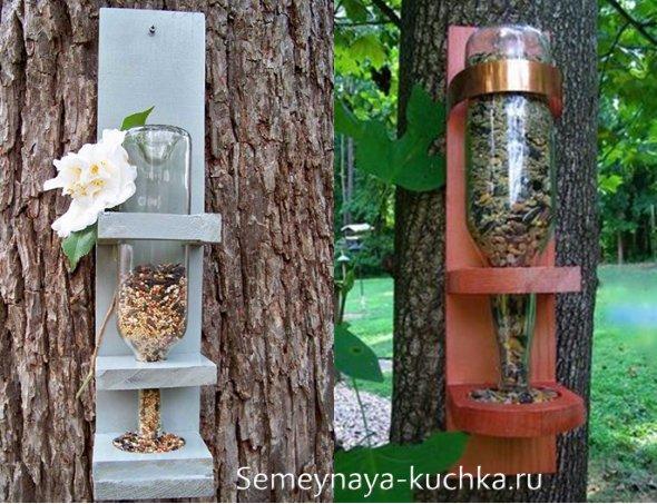 фото кормушки для птичек