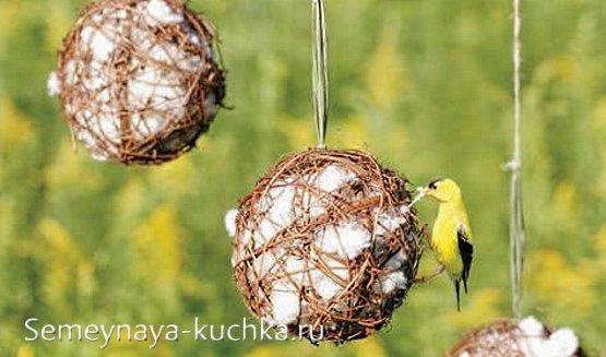 почему птицы не селятся в скворечник