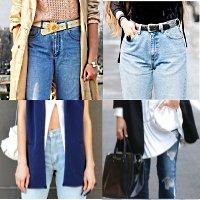 модные джинсы для весны
