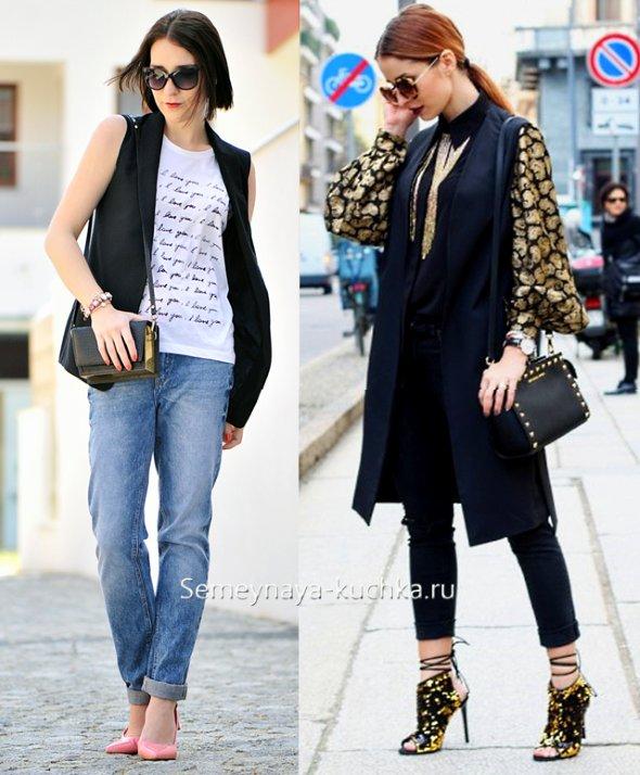весенние джинсы правила стиля