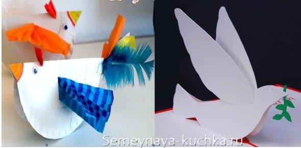подпелки птички для детского сада