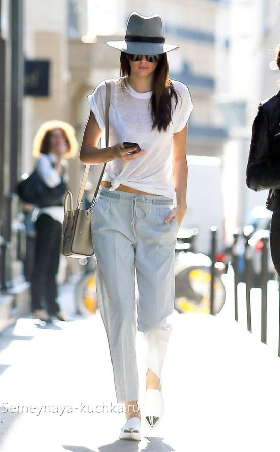 модные брюки на весну для женщин