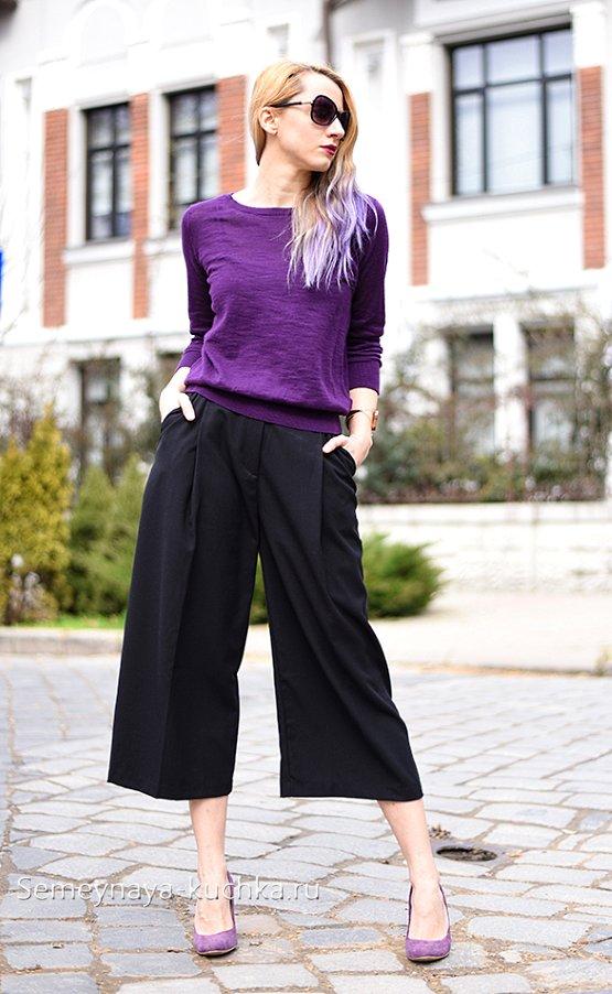 модные весенние брюки