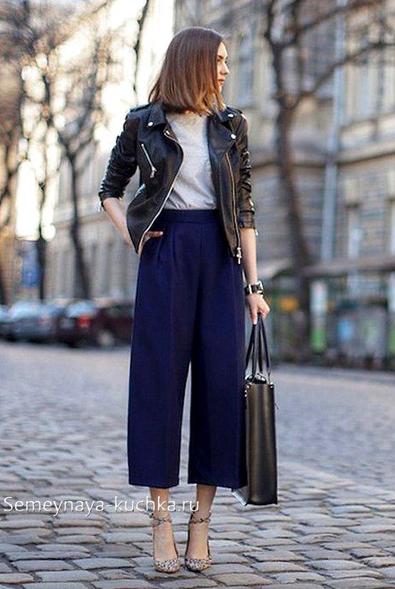 стильные брюки весна 2017