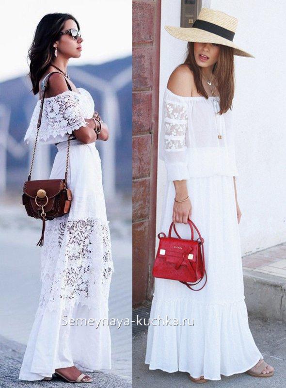 d2590a21429 Белое платье (30 лучших фасонов). Где купить.