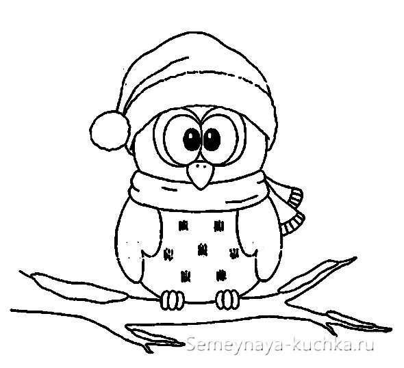 вышивка снежинка на новый год