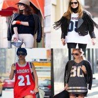 спортивный шик стиль одежды