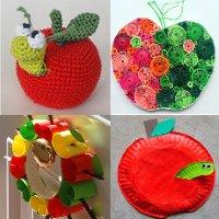 яблоки поделки своими руками