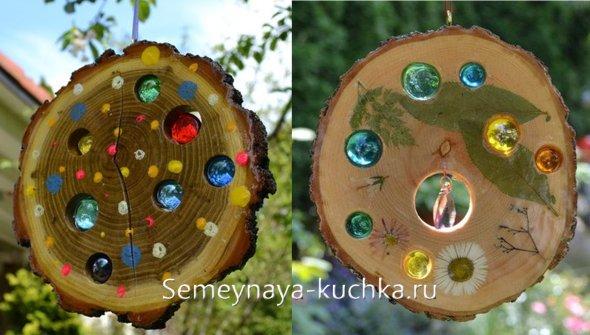 красивые поделки из дерева