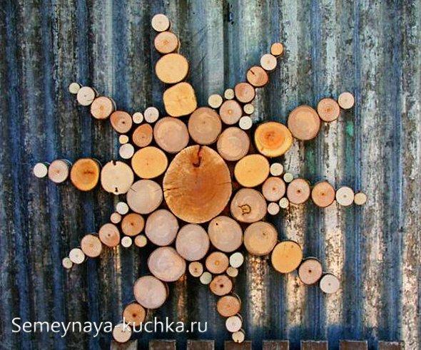 Смешарики своими руками из спилов дерева 11