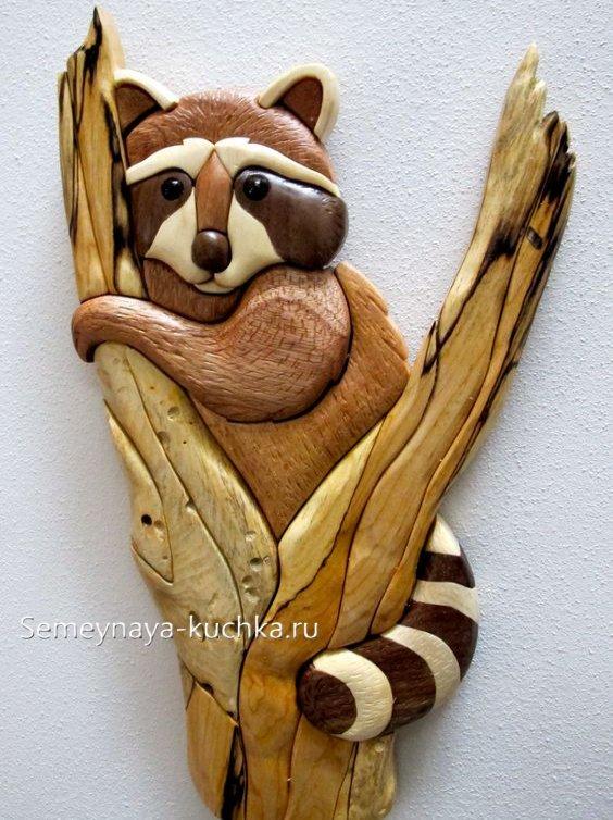 поделка из дерева своими руками