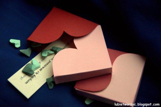 сердечко коробочка своими руками