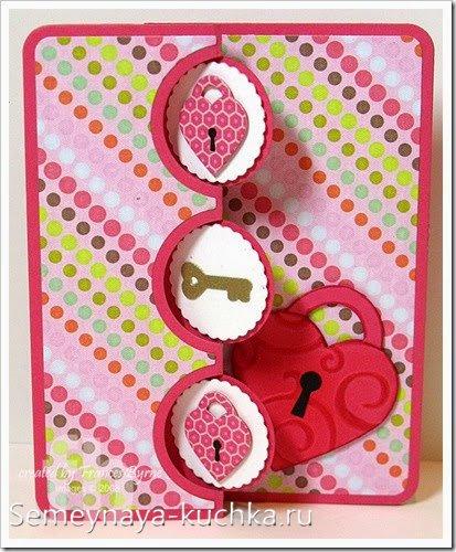 открытки на Валентинов день своими руками