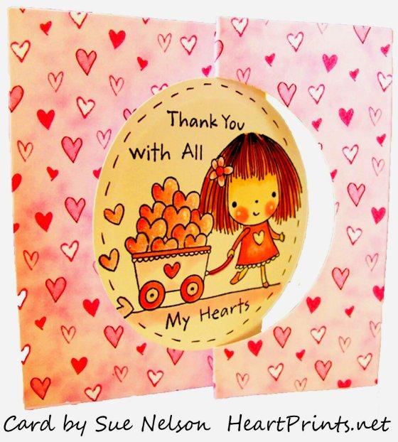 открытки ручной работы на Валентинов день