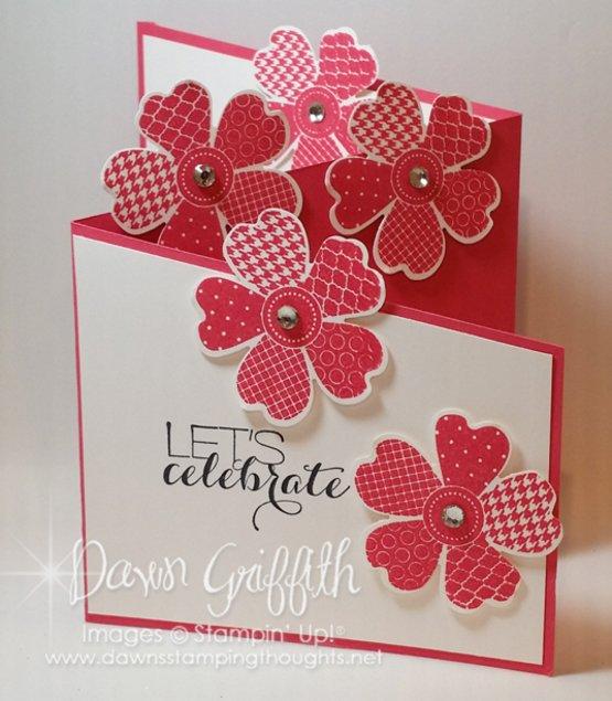 дизайн открытки объемной на День Влюбленных
