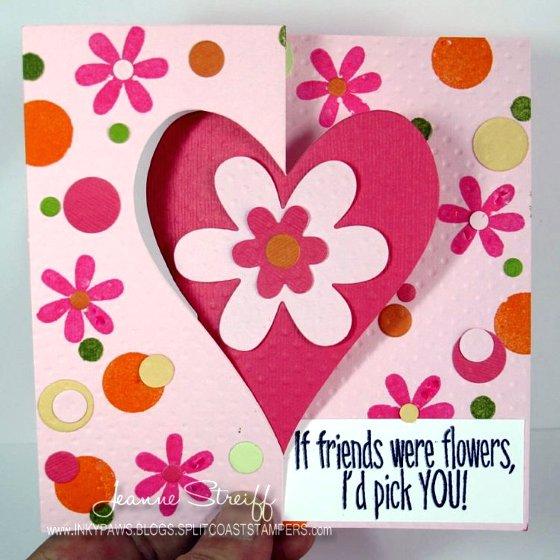 объемные открытки на День Влюбленных
