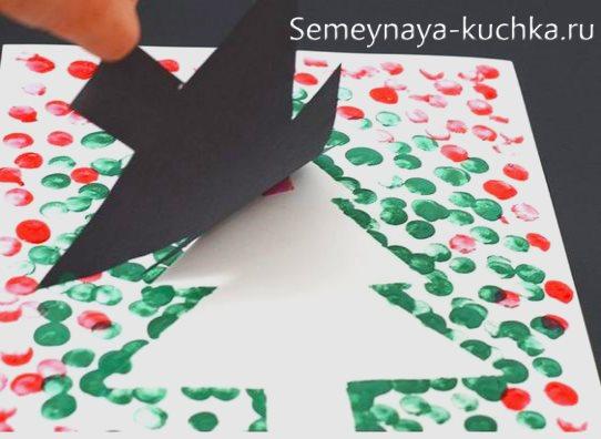 пальчиковое рисование для детей