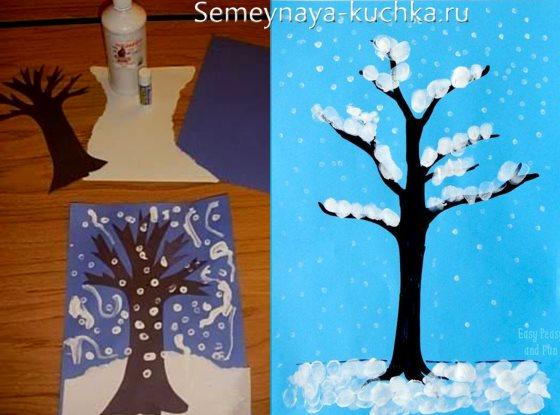 рисование для детей пальцами