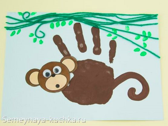 нетрадиционное рисование для детского сада