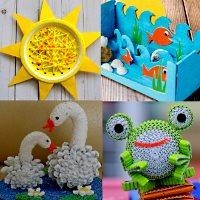 поделки для детского сада